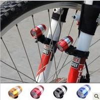 Giant bicycle headlight mountain bike bicycle warning light 6led headlight decoration