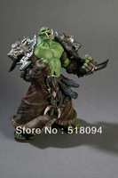 WOW World of Warcraft SERIES 1 DC 1 SHAMAN Action Figure 8'' 21cmCollectable Game Toys Model Doll