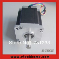2Phase 4-lead NEMA 43 Stepper Motor Frame 110mm 21N.m Holding Torque Body Length 150mm 1.8 degree CE CNC Stepping Motor