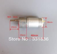 High-speed all-metal gear DC gear motor  3-12V  6V460 turn 12V920 turn the motor model free  shipping