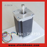 2Phase 4-lead NEMA 43 Stepper Motor Frame 110mm 30N.m Holding Torque Body Length 201mm 1.8 degree CE CNC Stepping Motor