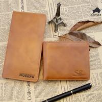 Short design men's Men wallet male fashion cowhide purse 2013