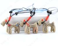 Ceramic pendant carry bag accessories