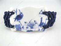 Wavy tiles handmade bracelet accessories