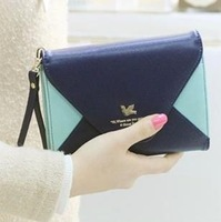 New arrival metal multi purpose large capacity day clutch wallet mobile phone bag 5