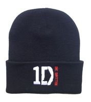 One Direction Beanies 1D Letter
