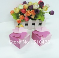new Lucky clover  candy box .wedding box .sweet box