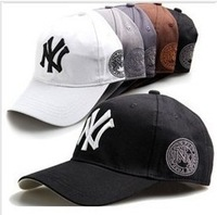 Free Shipping 5pieces/lot Hot Sale Baseball Cap Sun-shading Hat Male Women's Summer Sun Hat Cap Casual Cap