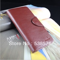 2013 Hot brand new designer fashion leather wallet men wallet aristocracy package