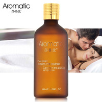 Romantic sex products massage oil 100ml lovers body open back