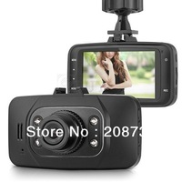 "2.7"" TFT 1080P HD Car DVR Road Dash Video Camera G-sensor HDMI GS 8000L"