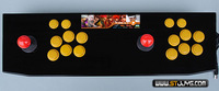 4-way rocker double rocker arcade joystick game joystick game controller computer