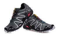 Cheap Wholesale 2013 New Arrival Mens Salomon Running Shoes, Men Athletic Shoes Salomon With Tag Free Shipping!!!