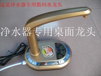 Water purifier coffee table countertop 2 desktop digital goose neck faucet
