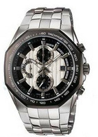 free shoping ! New EF-531D-2AV EF-531D ALL STEEL EF 531D Men's Sport Chronograph Wristwatch EF-531D-2A