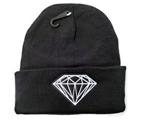 Diamond cold cap hiphop winter hat hip-hop cap diamond supply co knitted beanie knitted hat