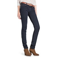 Mango2013 stovepipe dark color jeans 13090010