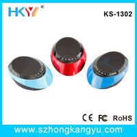 2013 newest! multifunction blutooth speaker USB TF card FM Radio speaker with mic