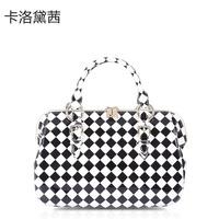 Women Leather Handbags  Coraldaisy   New  2013  Handbags Lingge Texture Shoulder Bag