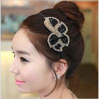 2013 elegant beaded mix match crystal hair bands hair accessory hair accessory a03