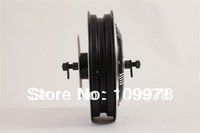 5000W 14inch Brushless Hub Motor for electric scooter,Electric Motor