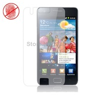 free shipping Frosting LCD Screen Protector for Samsung i9100 / Galaxy S2
