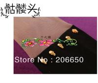 2pcs/lot2013 New style Gold Skull Rivet Black Patchwork Totoro Stockings Velvet Tattoo Stocking Women Tights Pantyhose Sexy Thin