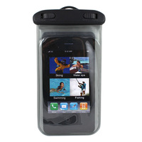 New IPX8 Waterproof Dry Bag Case Cover With Necklace For iPhone 5 4 4S Samsung Galaxy S2 i9100