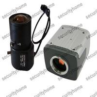 HD Effio-V Sony 750TVL 2.8-12mm F1.4 Manual ZOOM 960H Video Color CCTV Bullet WDR Camera OSD