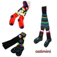 children's clothing catimini pantyhose legging stockings boot  female child 2