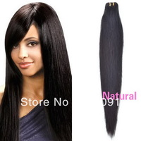 100% unprocessed Brazilian virgin Queen human hair weave products straight Grade 5A remy weft for women free shipping