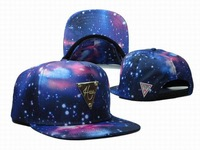 1 pcs blue skyscape print new hater snapbacks cap,fascinating 2013 adjustable popular fashion hat,hip-hop dancing cap
