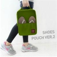 Monopoly outdoor trip bag /clothing sports shoes bag /shoe box /storage bag 3 shoes