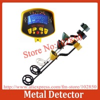 +++MD-3010II underground Metal Detector,Gold,silver,copper,aluminium detector with large LCD display
