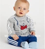Комплект одежды для девочек 222P 2013 New baby Girl clothes set 3pcs 1lot / 3pcs
