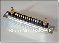 27W2M  Power D_SUB Contact Solder Type