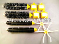 Replacement Brush & Filter Big Kit 760 770 780 6 Armed for iRobot Roomba 700 Series