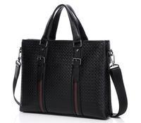 HOT SOLD Men Messenger Bag,100% GENUINE LEATHER Cowhide Leather Male Shoulder Tote Bag ,Dress Briefcase Brand Bags B89