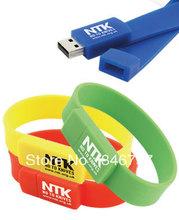 custom usb wristband promotion