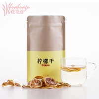 Flowers  herbal tea premium dried lemon tea lemon dried lemon 50 3