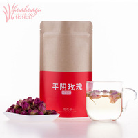 Premium rose tea sulfur pink rose tea beauty herbal tea 50g