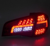 Renault koleos LED taillight assemblies rear light LED brake lights LED running lights