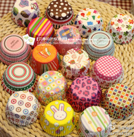 200pcs/lot FREE SHIPPING 4.5 inch large CAKE CUP liners Muffin cups for baking use