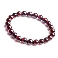 Mousavi garnet bracelet natural red garnet bracelet stone accessories female