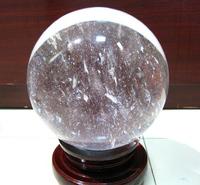 Mousavi white crystal ball smelting lucky