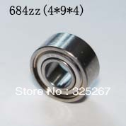 684ZZ motor bearings  ABEC-5  4*9*4   684ZZ deep groove ball bearings