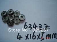 634ZZ  bearing  ABEC-5  4*16*5   634ZZ deep groove ball bearings