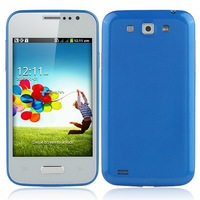 Unlocked S4 Win i8550 4 inch Android 2.3 Wifi Dual SIM Card SC6820 Capacitive Screen S4 Smart Phone Android Mobile