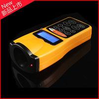 Hot sale New Arrival Handheld LCD ultrasonic Laser Pointer+ Distance  Measurer to 18 Meter  Range For Construction Building
