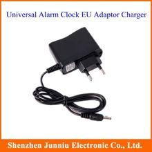 New Universal Alarm Clock Electronic Clock Power Supply EU Plug AC DC Adapter Charger Free Shipping